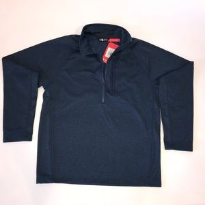 The North Face Men's Lg 1/2 Zip Pullover NWT